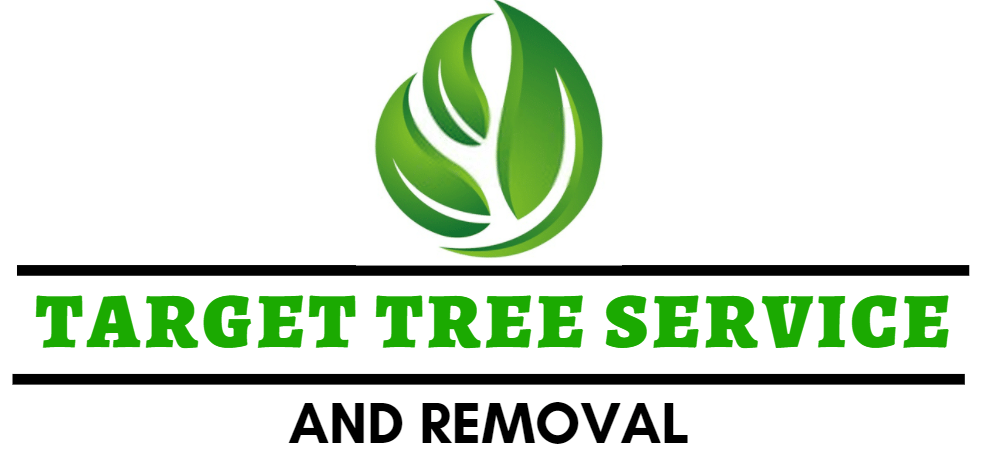 Target Tree Service And Removal Logo